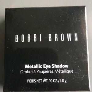 Bobbi Brown Makeup - NWT Bobbi brown metallic eye shadow